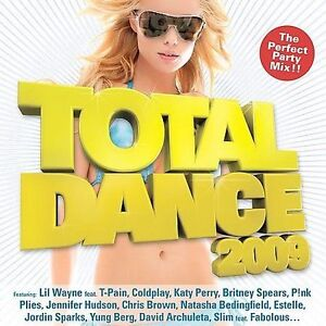 FREE US SHIP. on ANY 3+ CDs! NEW CD Various Artists: Total Dance 2009