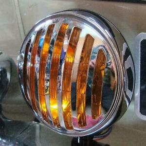 Amber-Spotlight-With-Porsche-356-Style-Grille