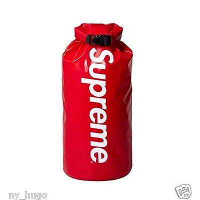 Supreme X SealLine 20L Nimbus Dry Sack box logo Fast ship from New York U.S.A.