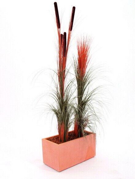 Replantant marron clair 127 cm, art plante
