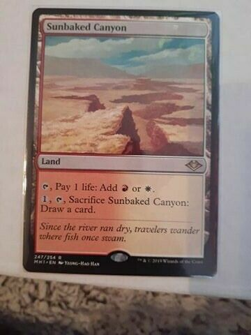 Sunbaked Canyon Modern Horizons LP