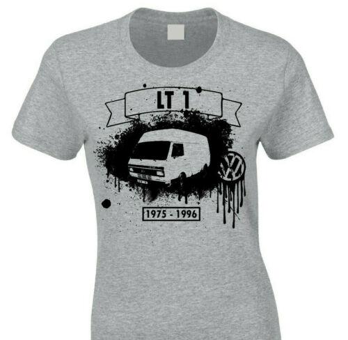 XS-3XL Collection T-shirt Femme VW LT 1 Légende Tunning DTG