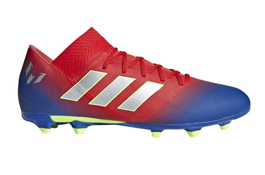 Para Hombres Zapatos De Fútbol Adidas nemeziz Messi 18.3 FG [BC0316]