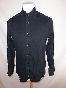7571ede42fa5 Chemise Guess Noir Taille M à - 57%   eBay
