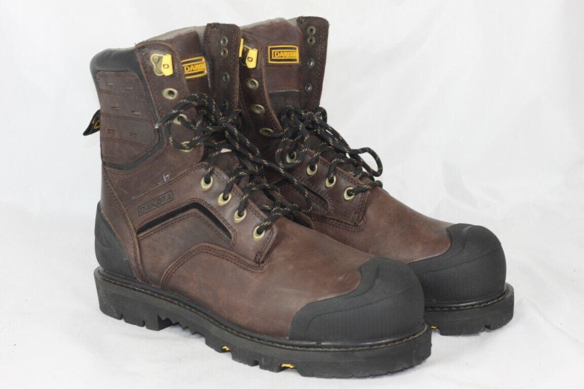 Dakota 8  517 Quad comodidad STCP Para Hombre botas de trabajo,   11671