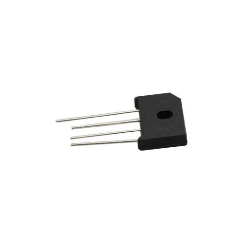 2X KBU6M Einphasen Brückengleichrichter Urmax 1000V If 175A DC COMPON 6A Ifsm