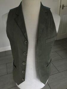AgréAble Le Spitalfields Clothing Company Homme Gilet Taille 36 R. Très Bon état.-afficher Le Titre D'origine