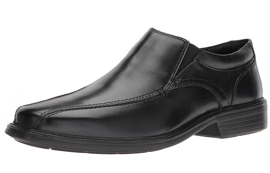 New Florsheim Rally Bike Toe Slip-On Leather Men Shoes