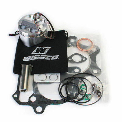 Wiseco PK1000 65.00 mm 10.25:1 Compression ATV Piston Kit with Top-End Gasket Kit