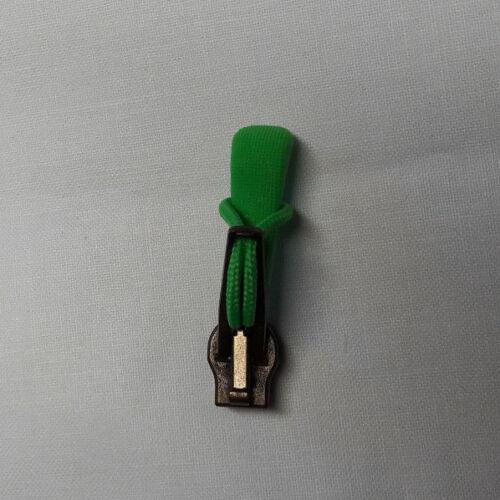 3 Zipper Schlaufen Reißverschluss Verlängerung Reißverschlussanhänger
