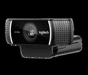 Logitech-C922-HD-Pro-Stream-Webcam-FULL-HD-1080P-Tripod-960-001090-Australia-Ver
