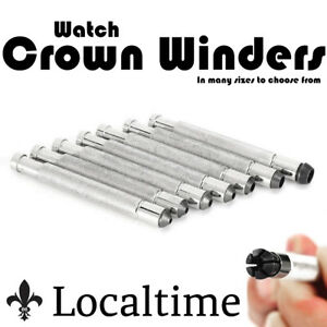 Quality-Watch-Crown-Winder-Steel-Tool-For-Watchmakers-Collectors-3mm-7mm-Sizes