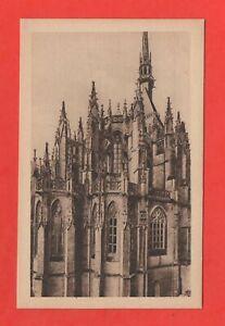 Il-Monte-San-Michel-L-039-Abbaye-Abside-Da-L-039-Eglise-K567