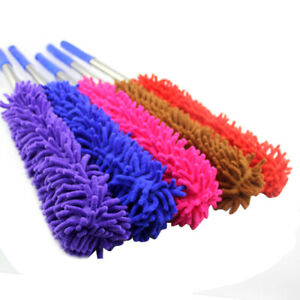 New-Microfiber-Car-Wash-Cleaning-Brush-Duster-Dust-Wax-Mop-Dusting-Tool-yyy