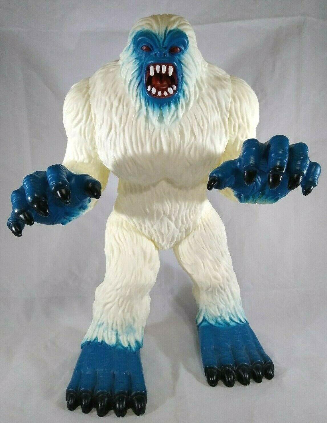 Giant 16 Yeti giocattoli R Us Exclusive Animal Planet cifra