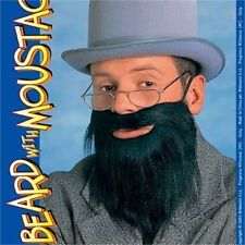 Riesen Maxi Beards White Fake False Beards For Fancy Dress Costumes Outfits