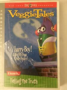VeggieTales Classics - Larry-Boy and the Fib from Outer ...