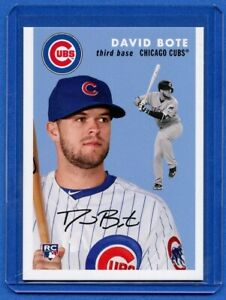 2018-Topps-Throwback-Thursday-David-Bote-1954-Topps-Baseball-Design-259-RC-Cubs