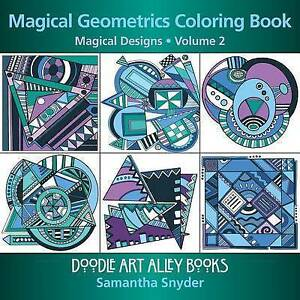 Magical-Geometrics-Coloring-Book-Magical-Designs-by-Snyder-Samantha-Paperback