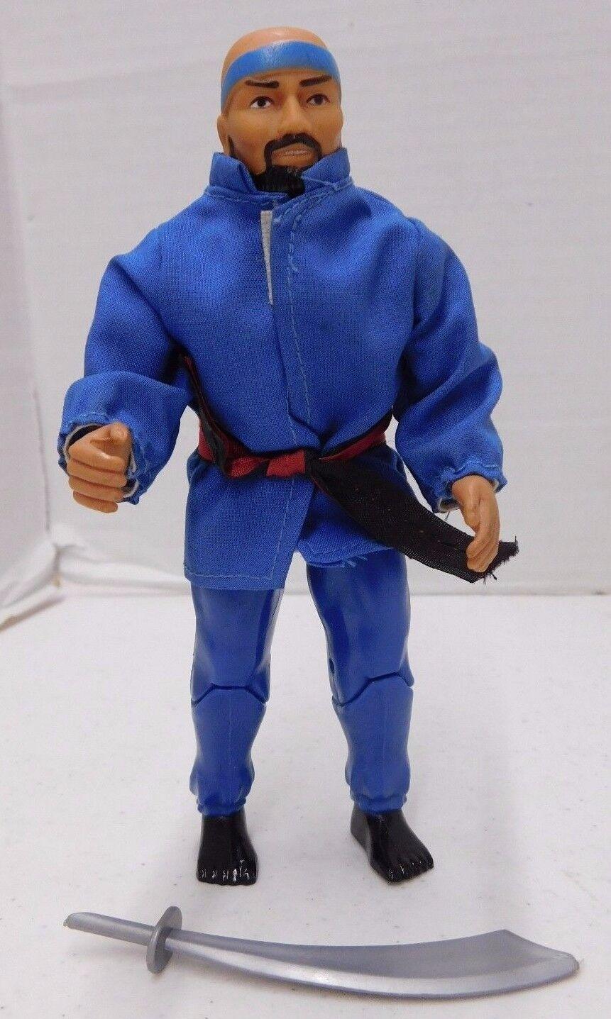 Lanard drachen force Blau kung - fu - meister dragonmaster - vintage - action - figur