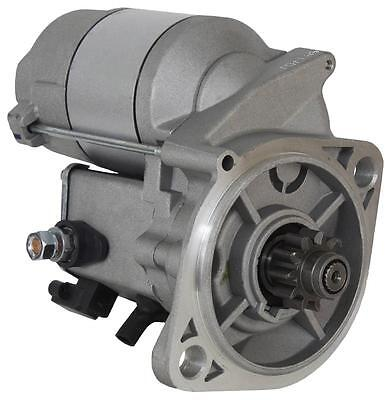 NEW STARTER FIT YANMAR TRACTOR VARIOUS MODELS 3TNA72 YM119620-77011 T11962077011