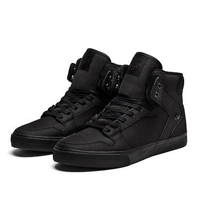 Supra Vaider Men's Sneakers Black/Black S28192