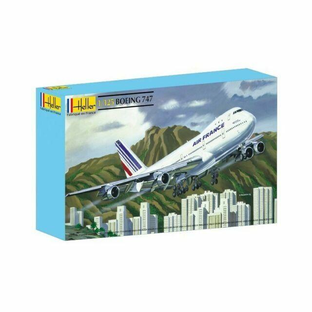 Heller  80448 1:125th scale Airbus A320 Air France