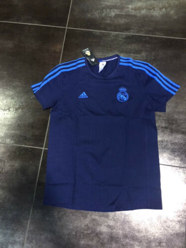 2868 ADIDAS KNIT SHIRT REAL MADRID TEE SHIRT TSHIRT MAN MAN AA1770