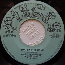"7"" REGGAE / SHUBA SCOTCHMAN / MY HEART IS GONE / PISCES RECORDS / LISTEN"