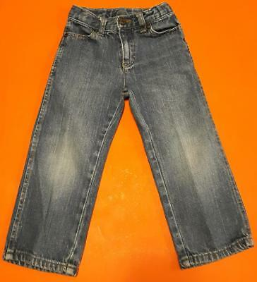 Cherokee Pre-washed Blue Jeans: Size 3t Unisex Beautiful In Colour