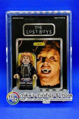 The Lost Boys PAUL Custom Carded Minifigure Display Mini-Figure Vampire