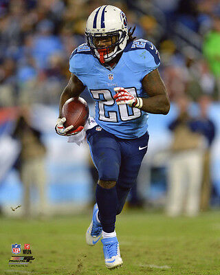 Tennessee Titans CHRIS JOHNSON Glossy 8x10 Photo NFL Football Print Poster