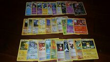 Pokemon Trading Card Game lot of 30 cards, some Holos, Great Price, Lot# 3