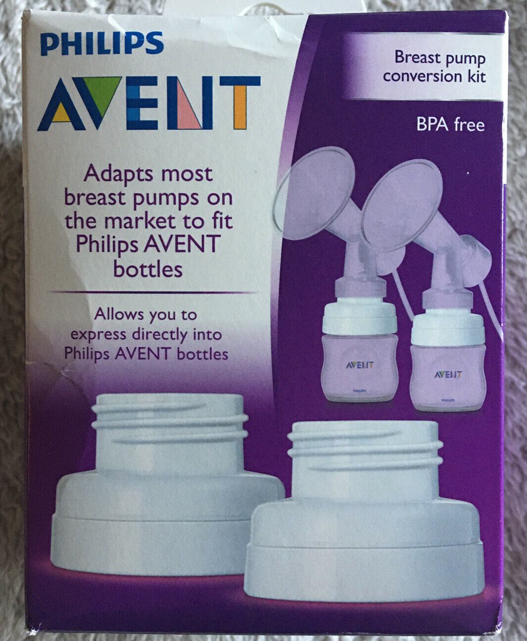 Philips Avent Breast Conversion Kit Scd164 00b For Sale Online