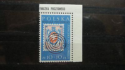 1033 Postfrisch / Mnh Hingebungsvoll Polen 1960 / Kat Gut FüR Energie Und Die Milz Fischer Nr **