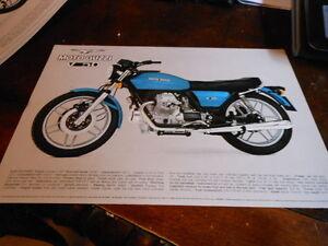 NOS-NEW-Moto-Guzzi-Vintage-Brochure-V50-V-50