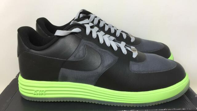 size 40 dfc2a 9bc35 New NIKE Men s Lunar Force 1 Fuse Leather Athletic Shoes Size 11.5 NIB