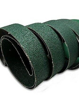 """PREMIUM  ZIRCONIA PACK 100-GRIT WITH GRINDING AID BELTS  2/"""" X 48/"""" 10"""