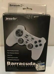 InterAct-Barracuda-2-Controller-For-Sony-PlayStation-PS1-SV-1133-New-In-Box-NIB