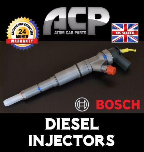 0986435091. - 1995 ccm BOSCH Diesel Injector for BMW 520d E60//E61 530d - No