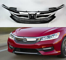 Front Replacement Upper Per Grille For Honda Accord 4dr 2016 2017 71121t2fxa5