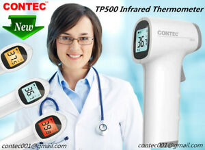 Contec-TP500-Termometro-infrarrojo-digital-Cuerpo-Frente-Pistola-de-temperatura