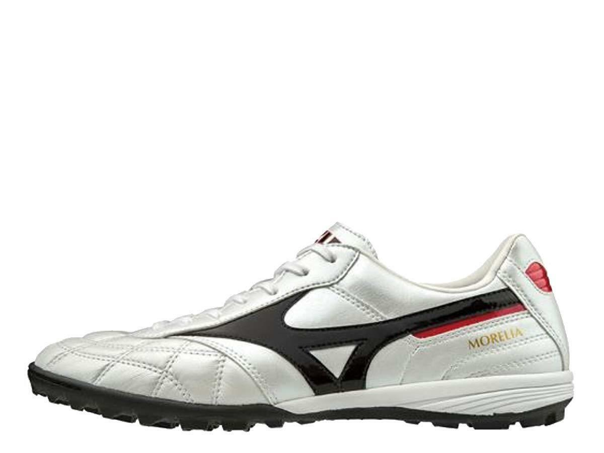 Zapatos DE FUTSAL FÚTBOL FÚTBOL Mizuno Morelia TF Q1GB1902 blancoo US9 (27cm)