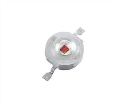 2Pcs 1W Red Led Chip Led Beads 50Lm Red High Power New Ic ra