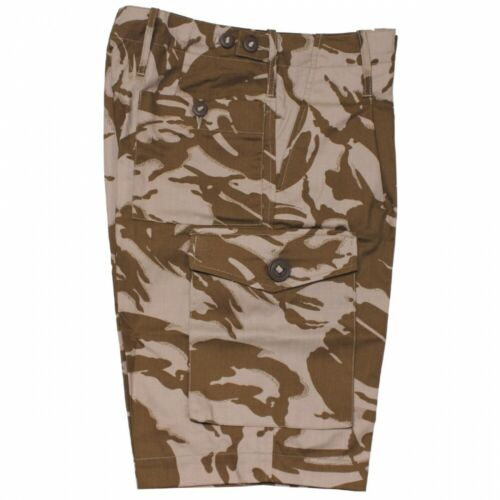 Original British Bermuda Combat DPM desert tarn kurze Army Shorts Hose Camo