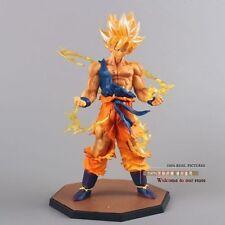 Anime Dragon Ball Z Super Saiyan Son Goku PVC Action Figure Collectible Toy