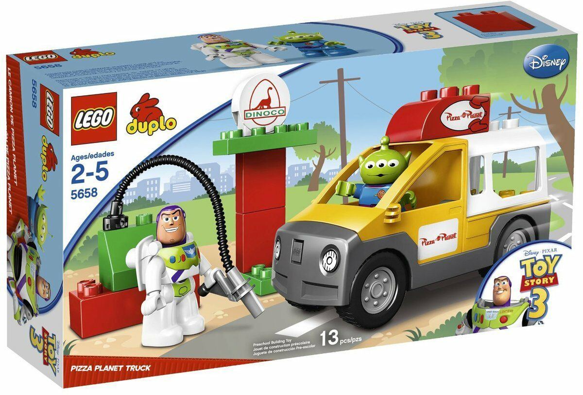 LEGO DUPLO 5658 Toy Story Story Story - Pizza Planet Truck - MISB   NEW   UNOPENED 7a8a95
