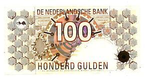 Netherlands-P-101-100-Gulden-1992-XF