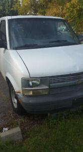 Chevrolet Astro à vendre