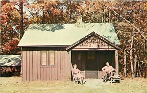 Nashville-Indiana-Guest-Cottage-For-Tourist-Brown-County-State-Park-1950-039-s-PC